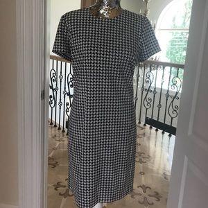 Michael Kors black and white dress